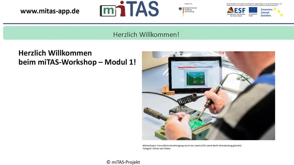 """PDF zur """"Workshop Modul 1"""" öffnen"""