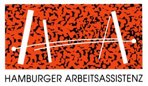 Logo: Hamburger Arbeitsassistenz