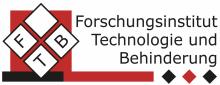 Logo: Forschungsinstitut Technologie und Behinderung